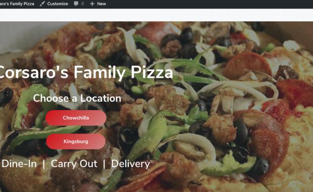 Corsaro's Family Pizza